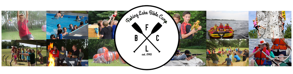 Fishing Lake Bible Camp